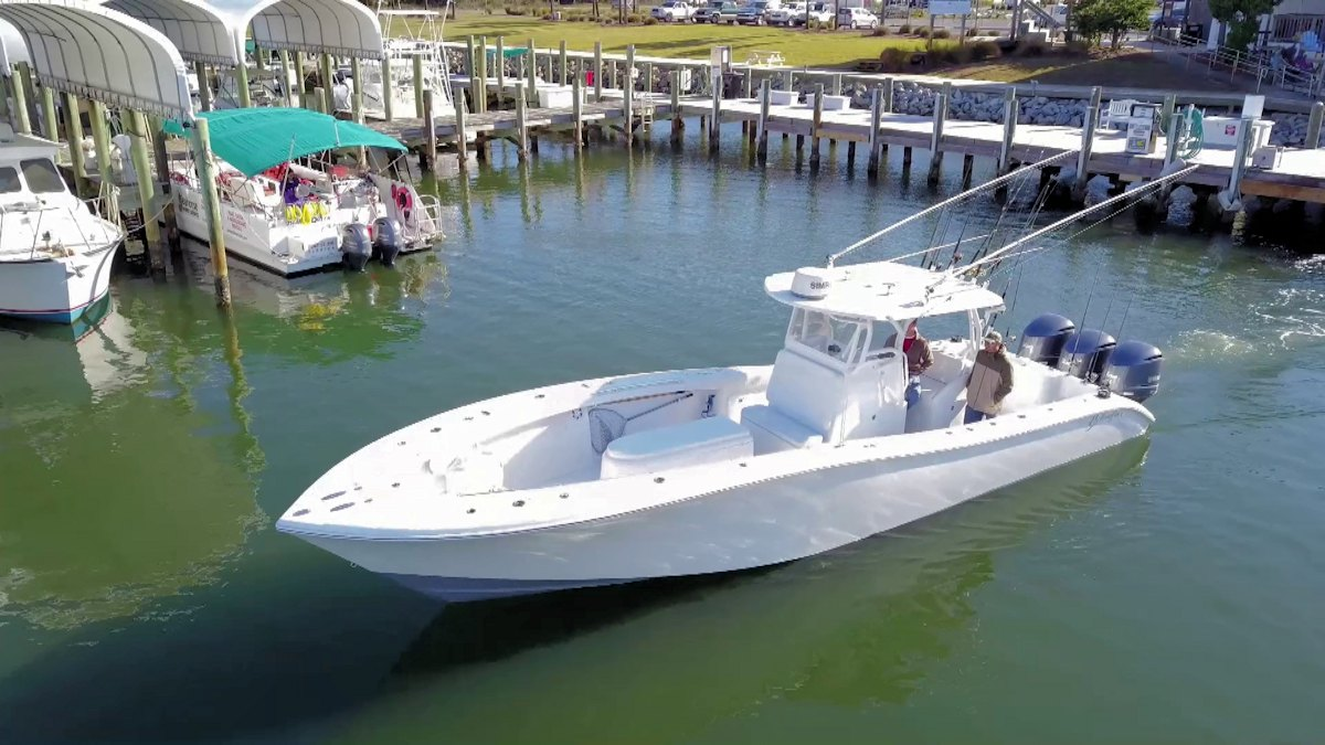 Lady j charters offshore and inshore bay fishing port for Port st joe fishing charters